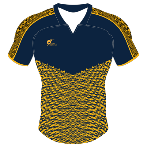 Image of Mens Sublimated Rugby Jersey, Type: A190086SRJ