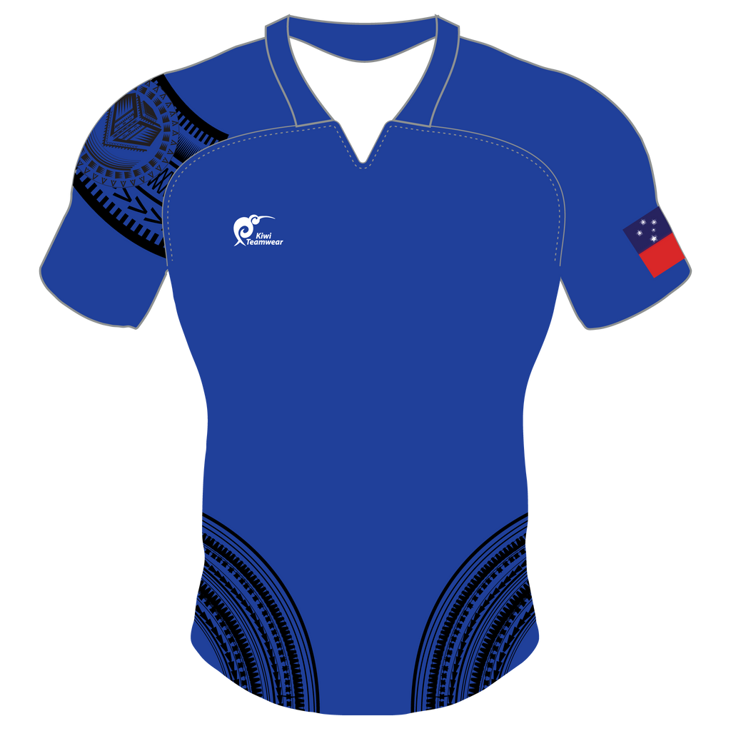 Mens Sublimated Rugby Jersey, Type: A190087SRJ