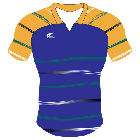 Image of Mens Sublimated Rugby Jersey, Type: A190094SRJ