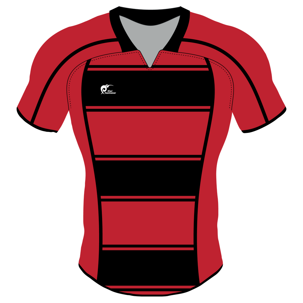 Kids Sublimated Rugby Jersey, Type: A190095SRJ