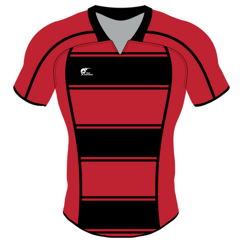 Image of Kids Sublimated Rugby Jersey, Type: A190095SRJ