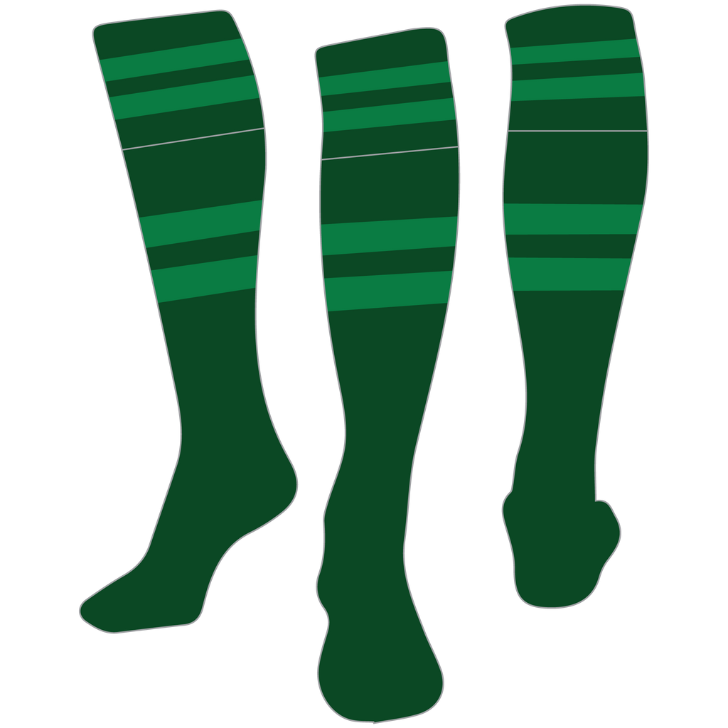 Winter Sports Socks - Fiji Made - Type A190113SXFJ
