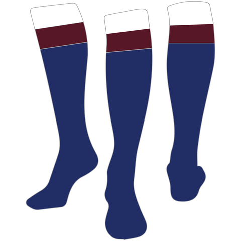 Winter Sports Socks - Fiji Made - Type A190114SXFJ