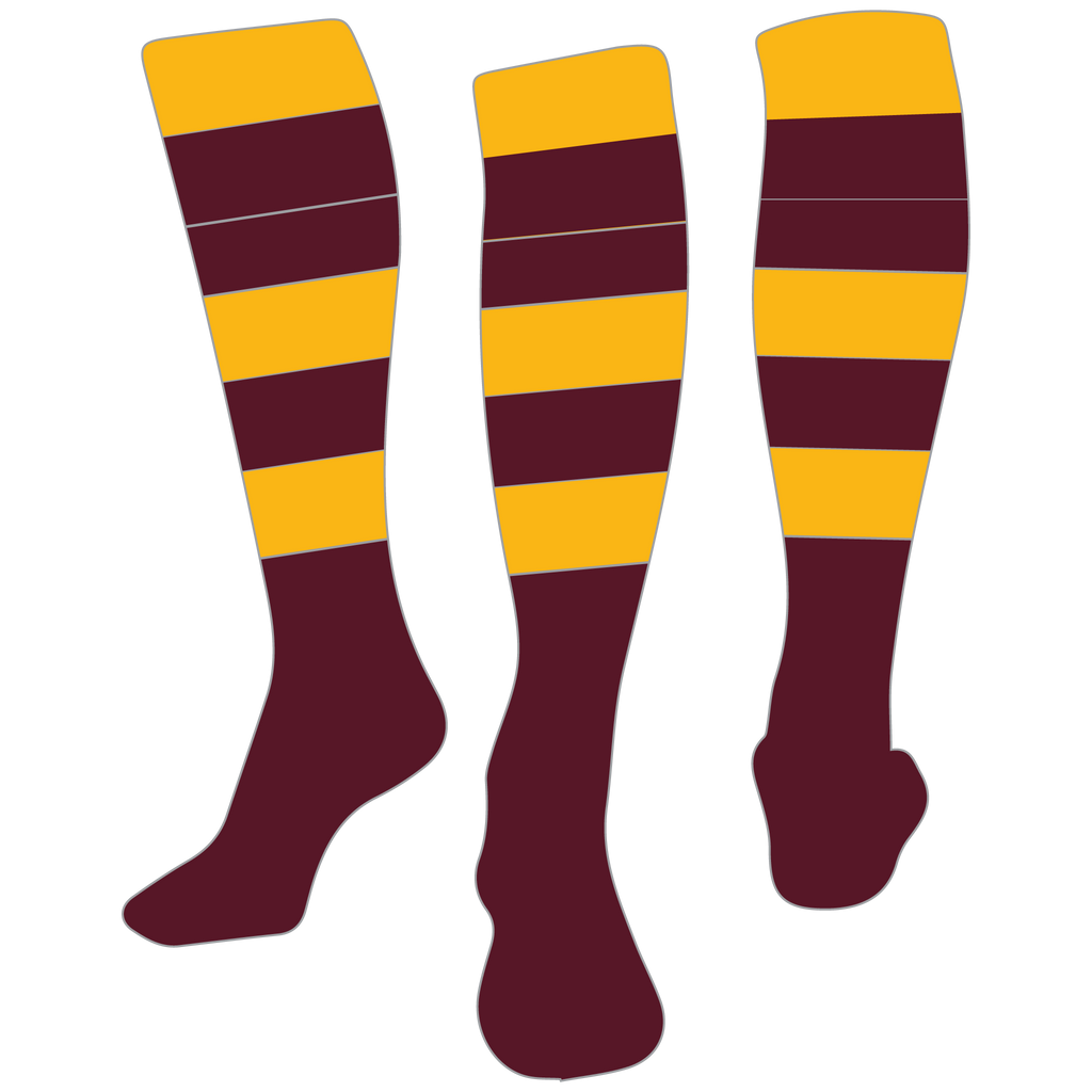 Winter Sports Socks - Fiji Made - Type A190116SXFJ