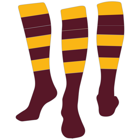 Winter Sports Socks - Fiji Made, Type: A190116SXFJ