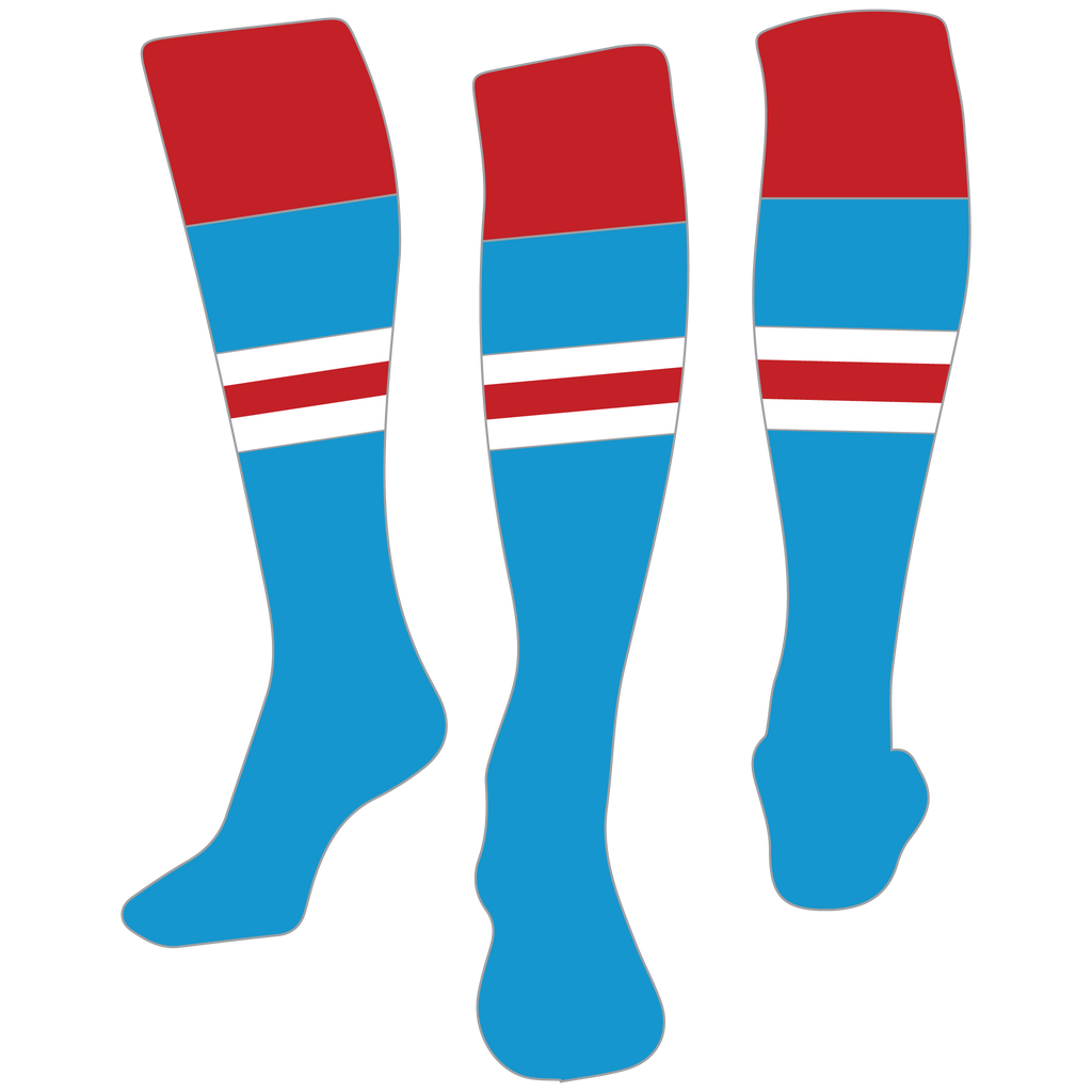 Winter Sports Socks - Fiji Made - Type A190117SXFJ