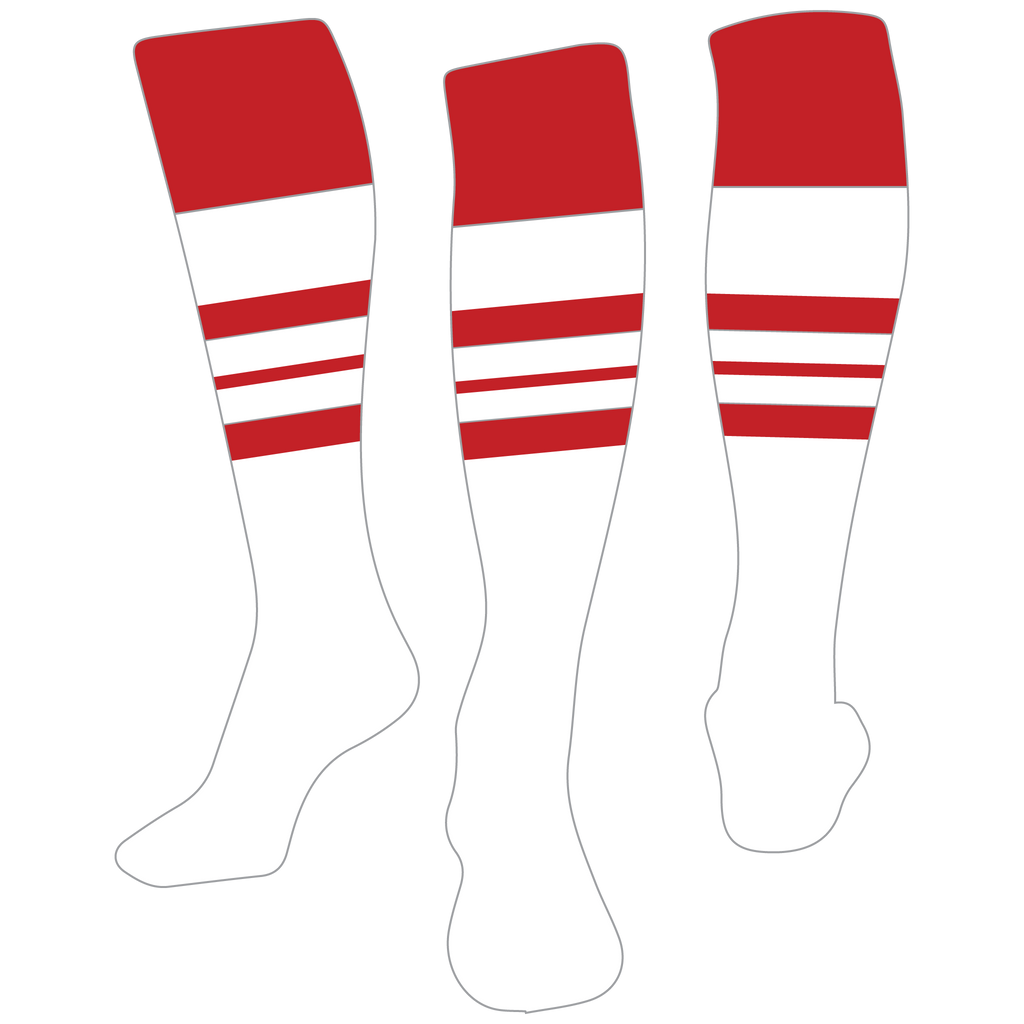 Winter Sports Socks - Fiji Made - Type A190118SXFJ