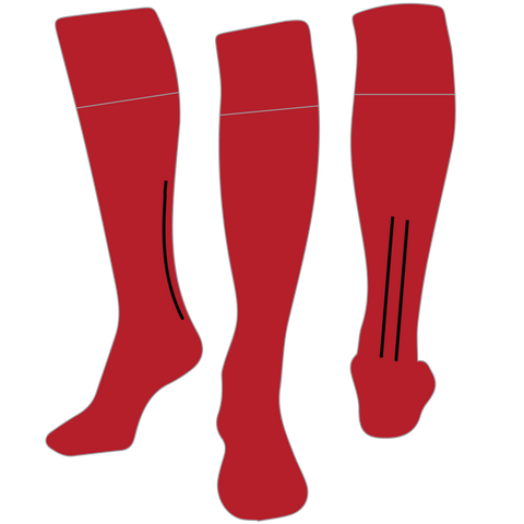 Image of Winter Sports Socks - NZ Made - Type A190122SXNZ