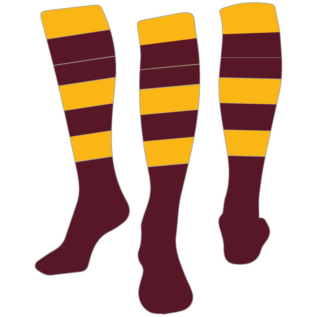 Winter Sports Socks - NZ Made - Type A190124SXNZ