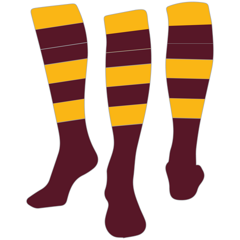 Image of Winter Sports Socks - NZ Made - Type A190124SXNZ