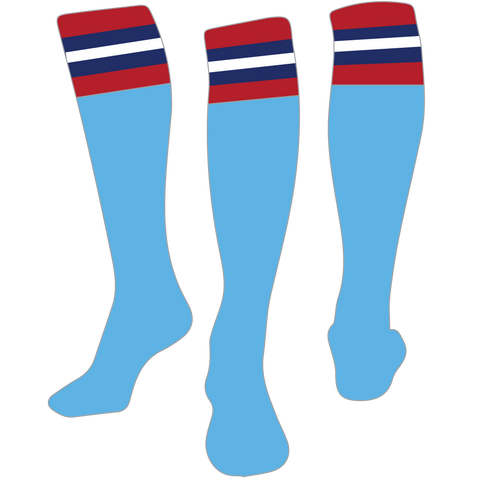 Winter Sports Socks - NZ Made - Type A190125SXNZ