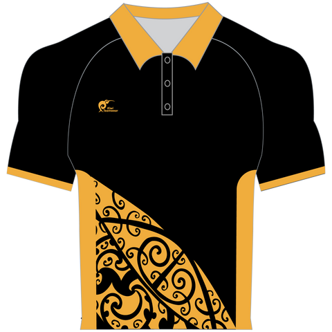Mens Sublimated Polo Shirt - Type A190127SPSM