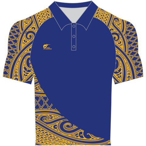 Mens Sublimated Polo Shirt - Type A190130SPSM