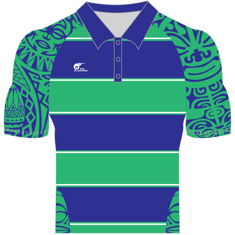 Mens Sublimated Polo Shirt - Type A190131SPSM