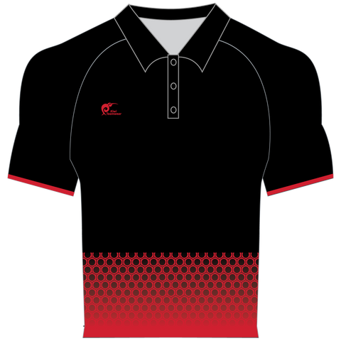 Mens Sublimated Polo Shirt, Type: A190133SPSM