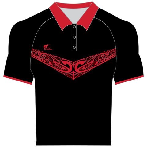Mens Sublimated Polo Shirt - Type A190135SPSM