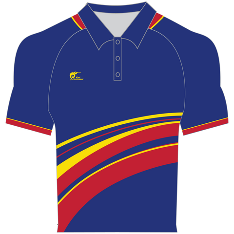 Mens Sublimated Polo Shirt - Type A190137SPSM