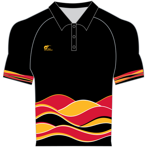 Mens Sublimated Polo Shirt, Type: A190138SPSM
