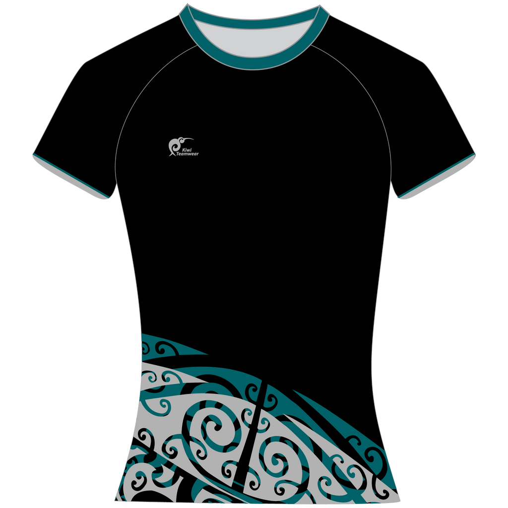 Womens Sublimated T-Shirt - Type A190142STSF