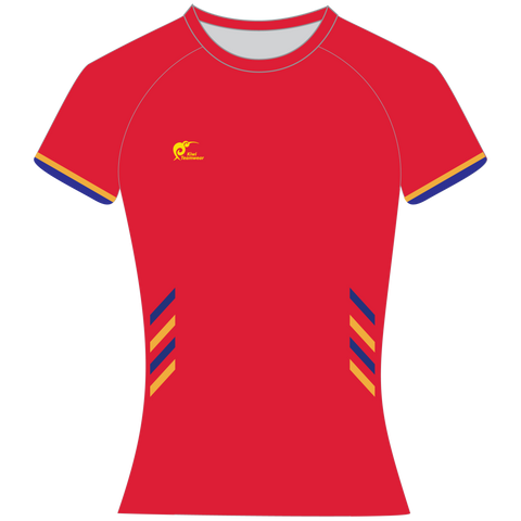 Womens Sublimated T-Shirt - Type A190151STSF