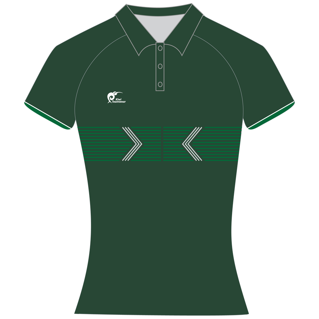 Womens Sublimated Polo Shirt, Type: A190153SPSF