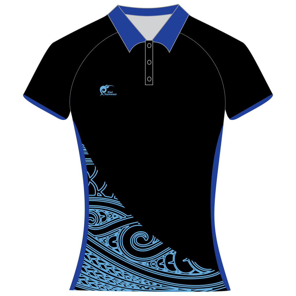 Womens Sublimated Polo Shirt, Type: A190155SPSF