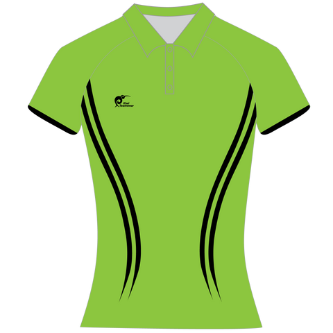 Womens Sublimated Polo Shirt - Type A190157SPSF