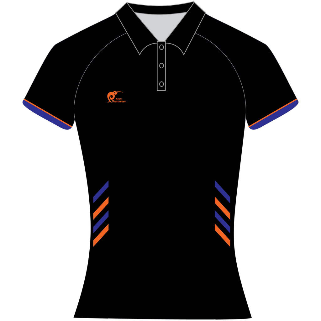 Womens Sublimated Polo Shirt, Type: A190159SPSF