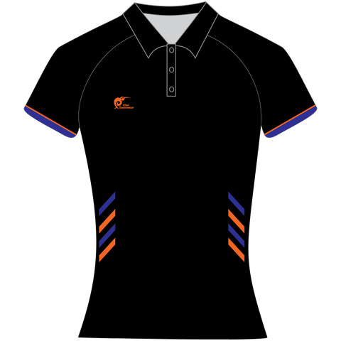 Womens Sublimated Polo Shirt - Type A190159SPSF