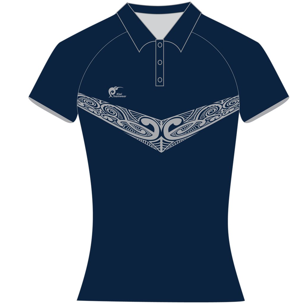 Womens Sublimated Polo Shirt, Type: A190163SPSF