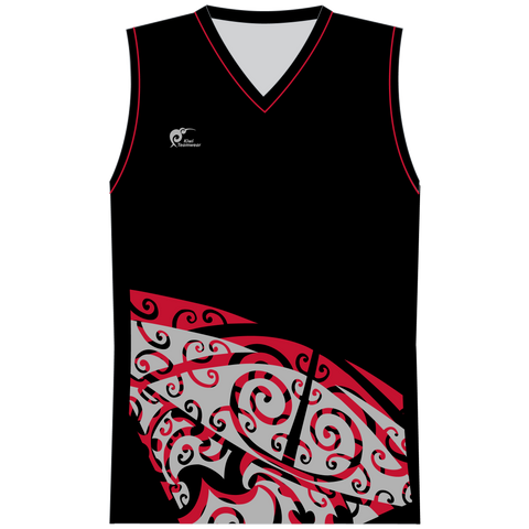 Mens Sublimated Sleeveless Shirt - Type A190166SSSM