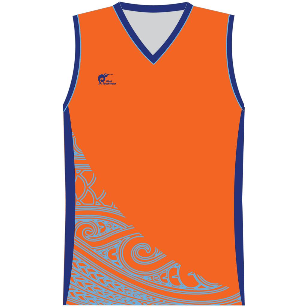 Mens Sublimated Sleeveless Shirt - Type A190168SSSM