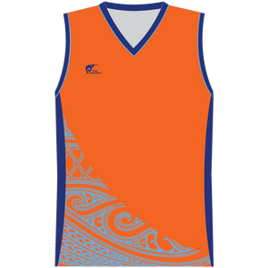 Mens Sublimated Sleeveless Shirt