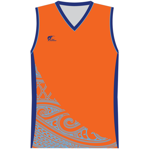 Image of Mens Sublimated Sleeveless Shirt, Type: A190168SSSM