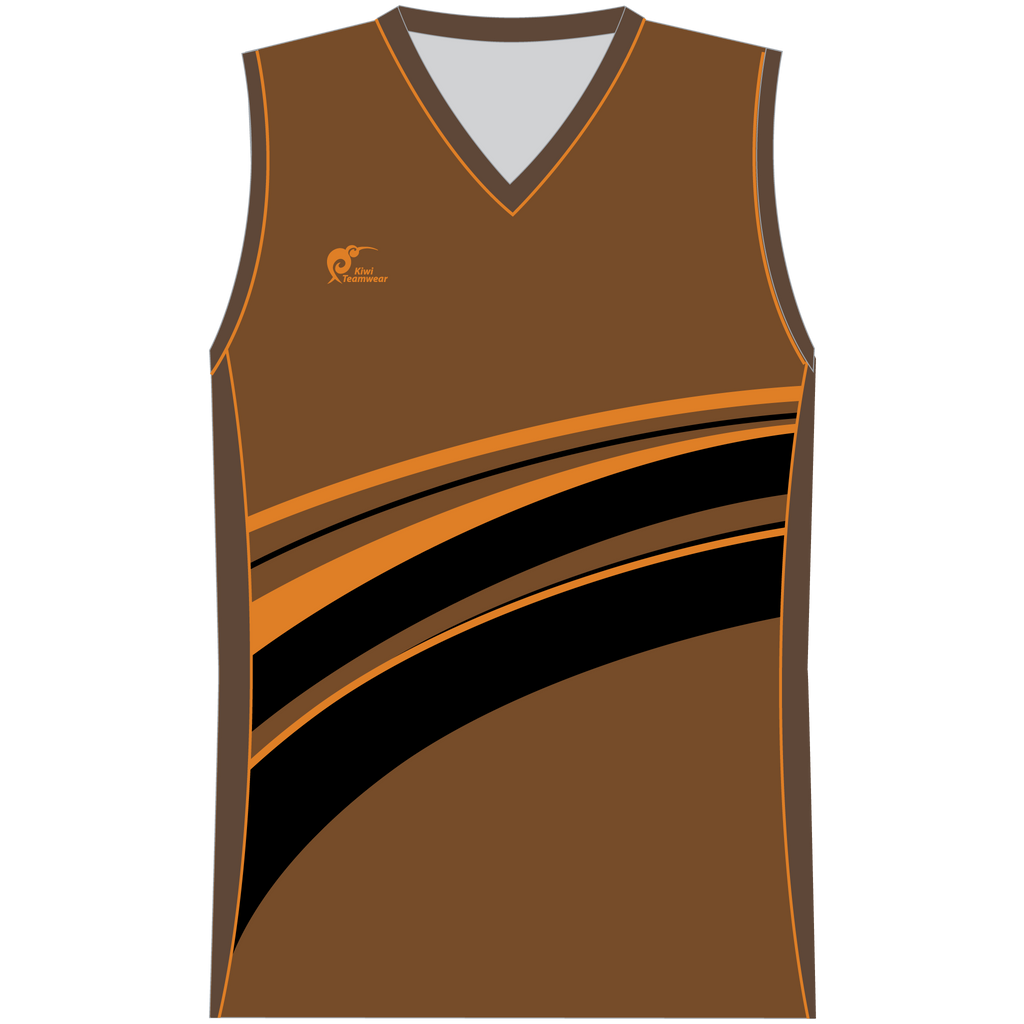 Mens Sublimated Sleeveless Shirt - Type A190170SSSM