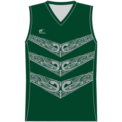 Image of Mens Sublimated Sleeveless Shirt - Type A190171SSSM