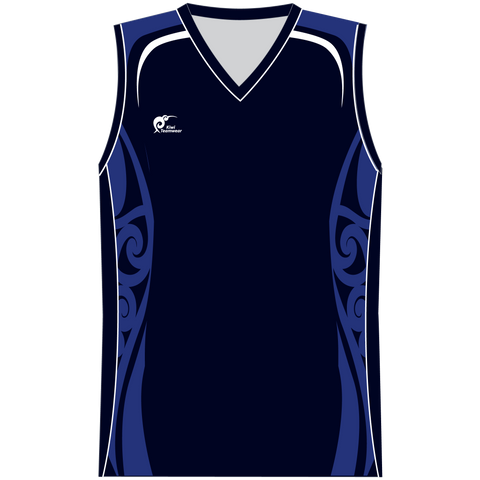 Image of Mens Sublimated Sleeveless Shirt, Type: A190172SSSM
