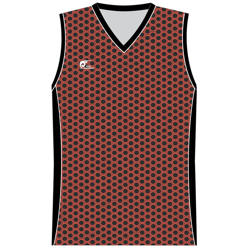 Mens Sublimated Sleeveless Shirt, Type: A190176SSSM