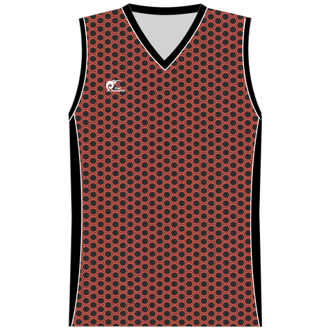 Mens Sublimated Sleeveless Shirt - Type A190176SSSM