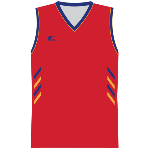 Mens Sublimated Sleeveless Shirt, Type: A190177SSSM