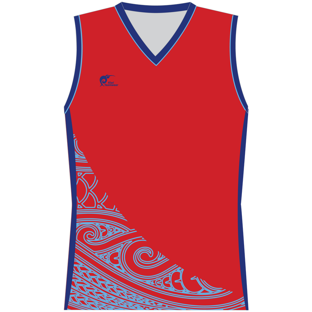 Womens Sublimated Sleeveless Shirt, Type: A190180SSSF