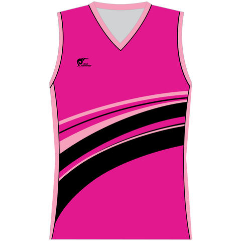 Womens Sublimated Sleeveless Shirt - Type A190182SSSF