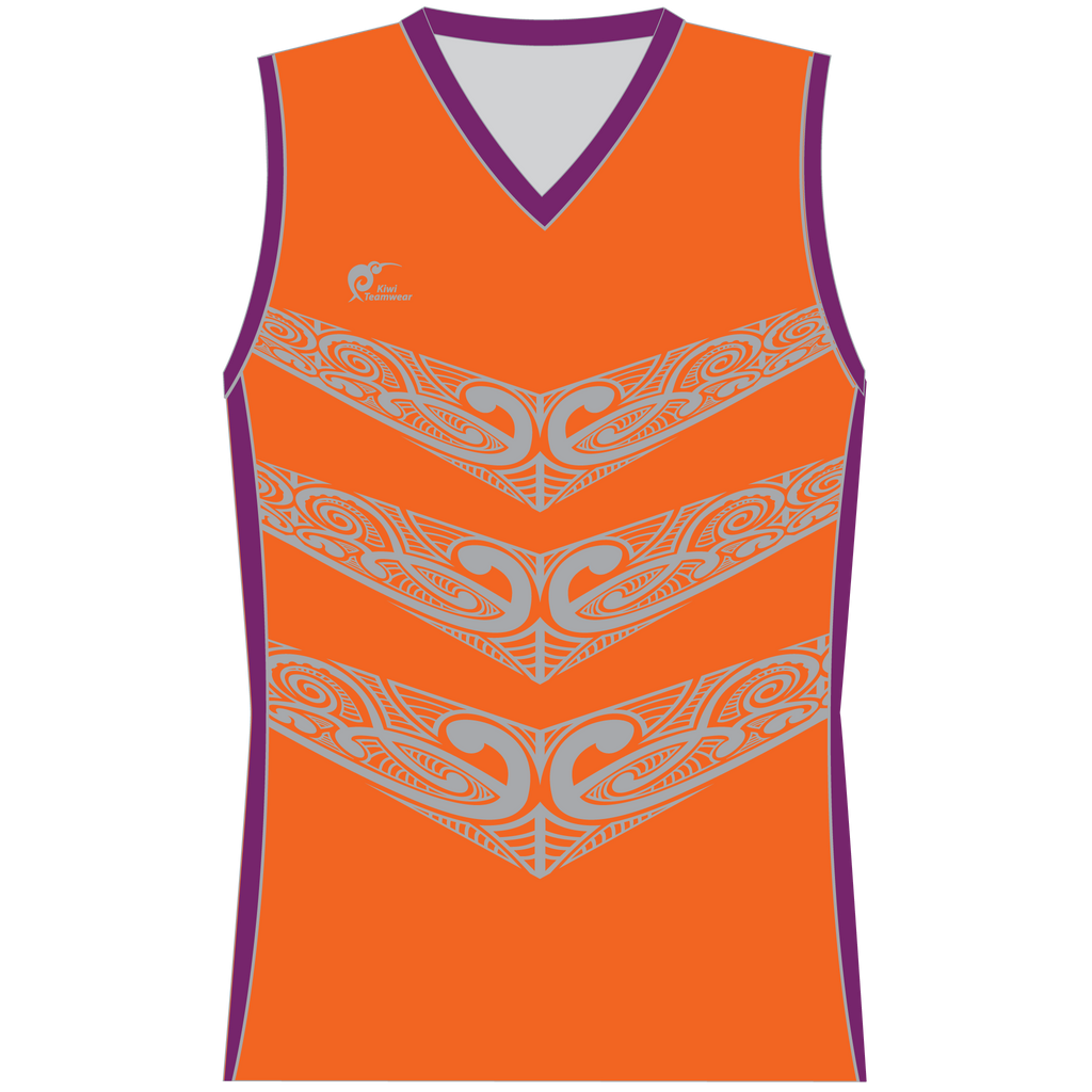 Womens Sublimated Sleeveless Shirt, Type: A190183SSSF