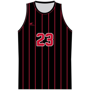 Mens Sublimated Basketball Top - Type A190202SBBTM