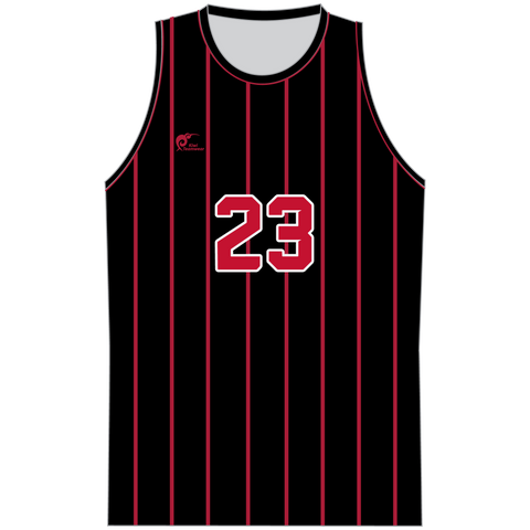 Image of Mens Sublimated Basketball Top, Type: A190202SBBTM