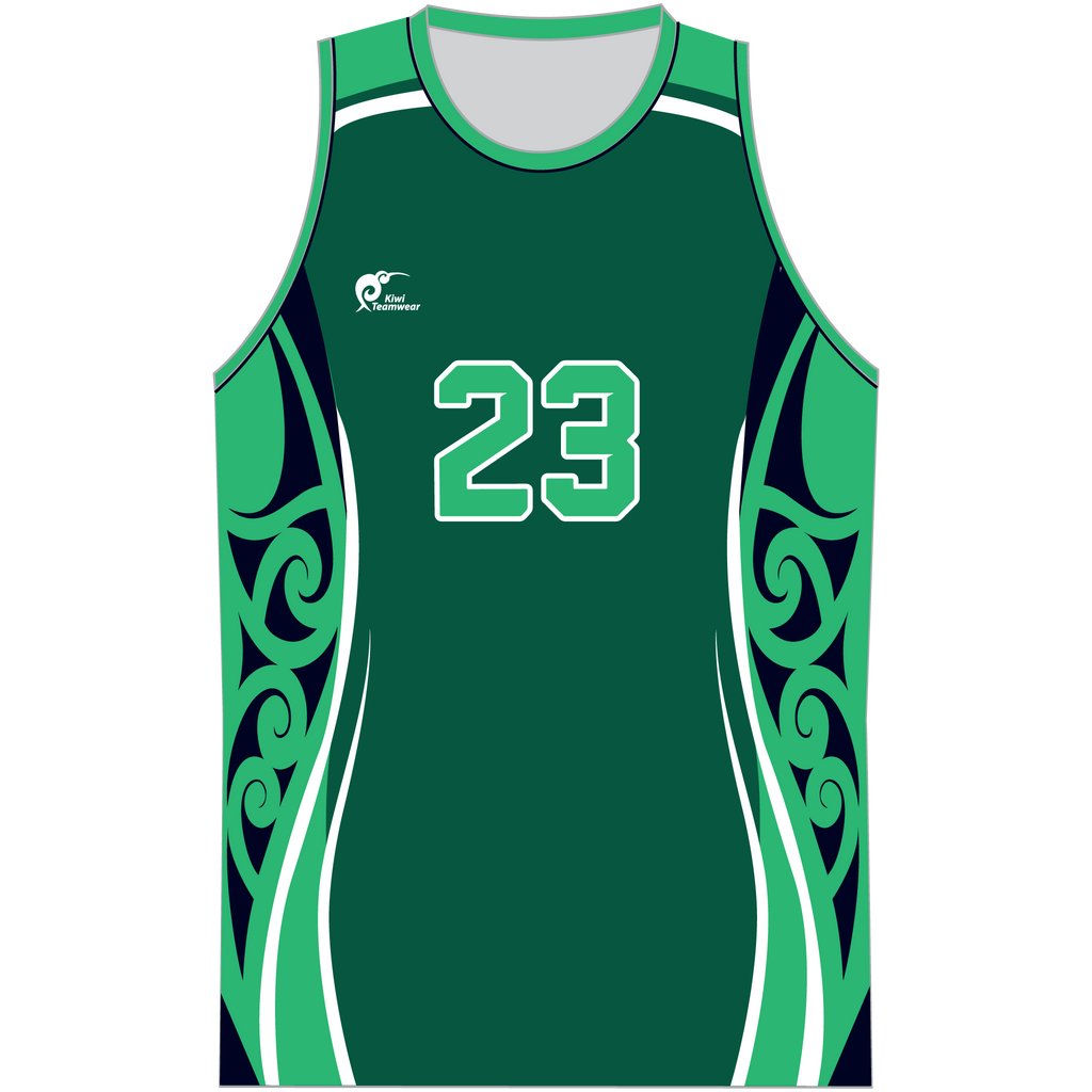Mens Sublimated Basketball Top - Type A190204SBBTM