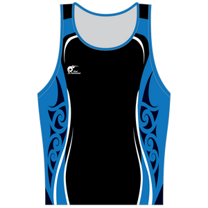 Mens Sublimated Singlet - Type A190210SSG