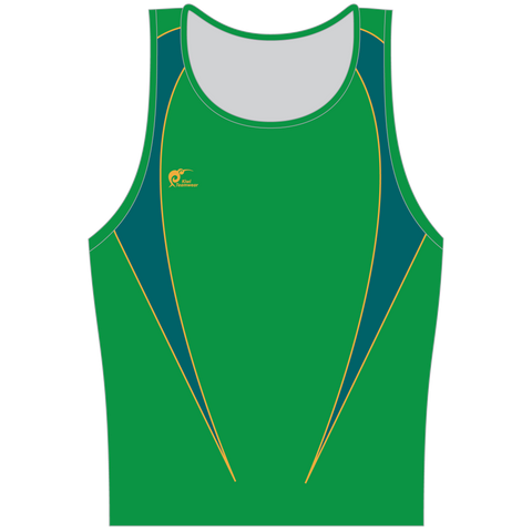 Mens Sublimated Singlet - Type A190211SSG