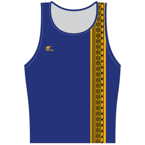 Mens Sublimated Singlet - Type A190212SSG