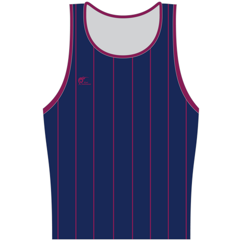 Mens Sublimated Singlet - Type A190213SSG